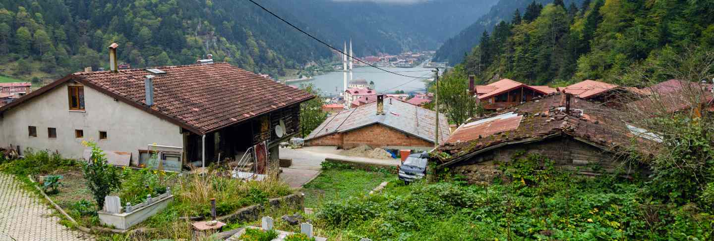 T uzungol (long lake) area most beautiful tourist places in turkey