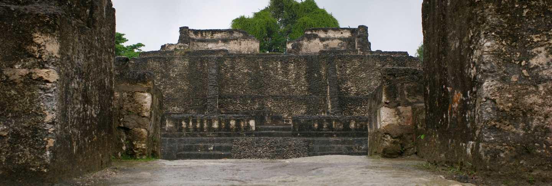 Xunantunich, Mayan ruins