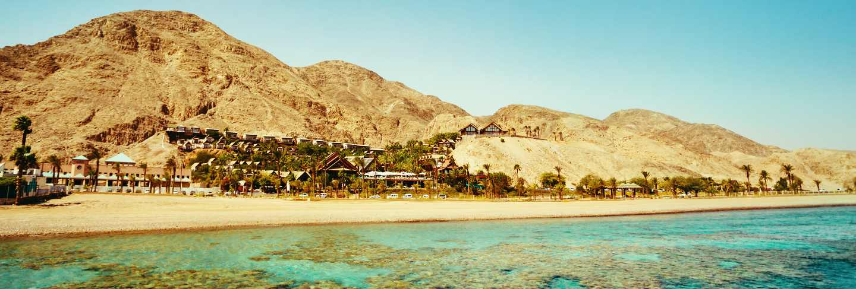 Eilat landscape. israel
