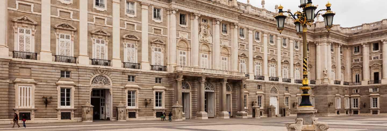 Day view of royal palace