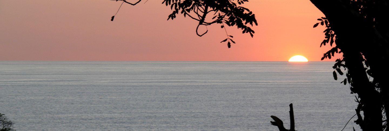 Sunset in Costa Rica, Costa