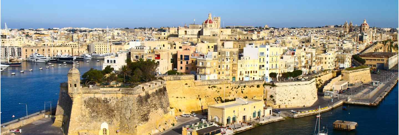 Malta, la valletta Premium Photo