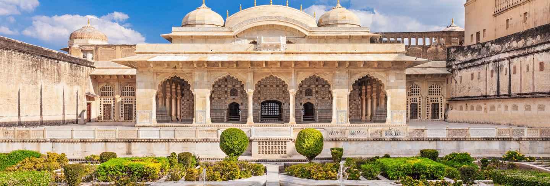 Amer fort near jaipur