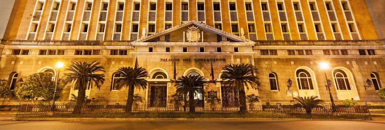 Palacio del gobernador Premium Photo