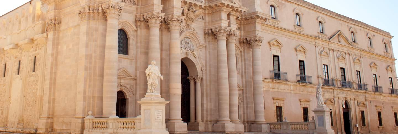 Duomo di santa lucia, siracusa
