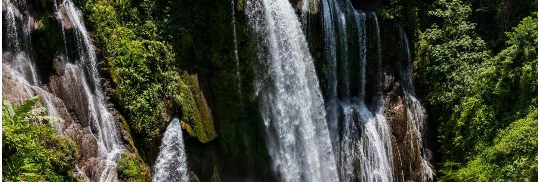 Honduran pulhapanzak waterfalls
