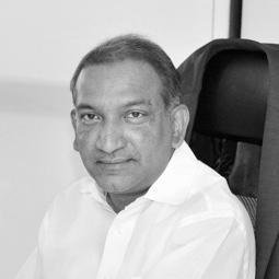 Madhan Gopalakrishnan, a founder of a visa company.
