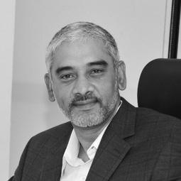 Raghu Athimoolam, a founder of a visa company.